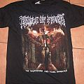 Cradle Of Filth - TShirt or Longsleeve - Cradle of Filth - The Manticore, and other Horrors 2012 Tour