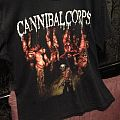 Cannibal Corpse - European Tourture 2012 Shirt