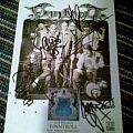 Finntroll - Other Collectable - Finntroll Signed Postcard