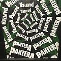 Pantera Original 1993 Backpatch