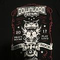 Download Festival 2017 Shirt