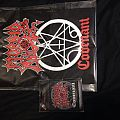 Morbid Angel - Patch - Morbid Angel - Covenant Backpatch & Patch