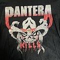 Pantera - TShirt or Longsleeve - Pantera - 1990 Summer Tour Shirt (Reprint)