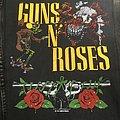 Guns N' Roses - Appetite for Destruction 1987 Backpatch
