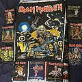 Iron Maiden - Patch - Iron Maiden Patch Collection....so far...