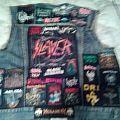 My Kutte (in progress) Battle Jacket