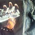Judas Priest British Steel Backpatch