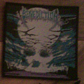 Benediction - Dark is the Season Woven Patch