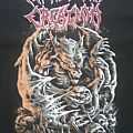 Malevolent Creation 2014 European tour Shirt