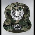 DILUTED MIND - camo Snapback Other Collectable