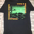Type O Negative - TShirt or Longsleeve - Type O Negative - World Coming Down Tee
