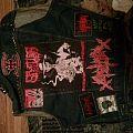 Splatter House - Battle Jacket - Skate Metal