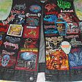 Slayer - Battle Jacket - Battle Jacket Original patch and Bootleg .........