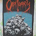 Obituary - Patch - Obituary Backpatch