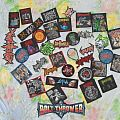 Bolt Thrower - Patch - Original and bootleg Patch........