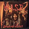 """Vinyl W.A.S.P. - """" Scream Until You Like It """" ( Theme From 'Ghoulies ll' )"""