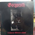 "Vinyl Gorgoroth - "" A Sorcery Written In Blood "" 7"""