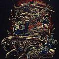 """Tshirt - """"Battlecross - Spring tour 2014 rage across América"""""""