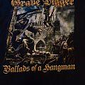 "Tshirt Grave Digger - ""Ballads of a Hangman tour shirt 2009"" SOLD"