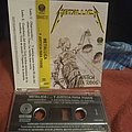 """Tape Metallica - """" ... And Justice For All """" Tape / Vinyl / CD / Recording etc"""