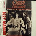 "Tape Ozzy Osbourne - "" No Rest For The Wiked """