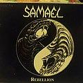"""Cd Samael - """" Rebellion """" Tape / Vinyl / CD / Recording etc"""