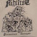 T shirt Nihilist - Premature Autopsy