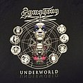 "T Shirt Symphony X - "" Underworld Tour 2016 USA and Canada """