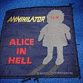 """Patch Annihilator - """" Alice In Hell"""""""