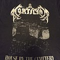 "T Shirt  Mortician - "" House By The Cemetery """