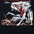 Tshirt Cannibal Corpse - Tomb of the  Mutilated