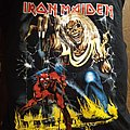 "T Shirt Iron Maiden - "" Legacy Of The Beast World Tour 2019 """