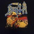 "T Shirt Death - "" Leprosy """