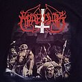 "Marduk - TShirt or Longsleeve - T Shirt Marduk - "" Heaven Shall Burn... When We Are Gathered """