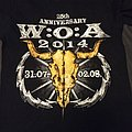 "T Shirt Wacken Open Air 2014 - "" Anniversary 25 Years """