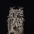 "T Shirt Diabolical Messiah - "" Destroying Texas Fest 15 """