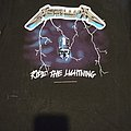 "Metallica - TShirt or Longsleeve - T Shirt Metallica - "" Ride The Lightning "" SOLD"