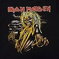 "T Shirt Iron Maiden - "" Killers "" SOLD"