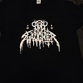 "T Shirt Nunslaughter - "" Logo """