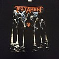 "T Shirt Testament - "" Souls Of Black """