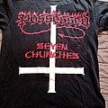 """Possessed - TShirt or Longsleeve - T Shirt Possessed - """" Seven Churches """""""