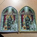 HammerFall - Legacy Of Kings Patch