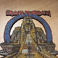 Iron Maiden - Powerslave - Shape Patch