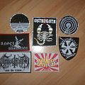 New Stuff to sew (ostrogoth, Blue Öyster Cult etc. Patch
