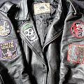 Metal Battle Leather Jacket