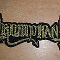 Triumphant logo patch