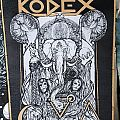 Atlantean Kodex - Heresiarch Backpatch - Official