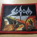 Sodom - Agent Orange Patch