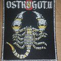 Ostgoroth - Exctasy and Danger (silver border) Patch
