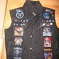 HammerFall Battle Jacket Front